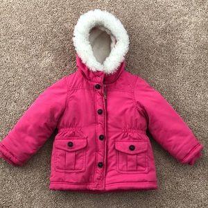 Girls carter's jacket